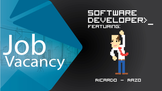 Thinking of applying for our Software Development job vacancy? Meet Ricardo…