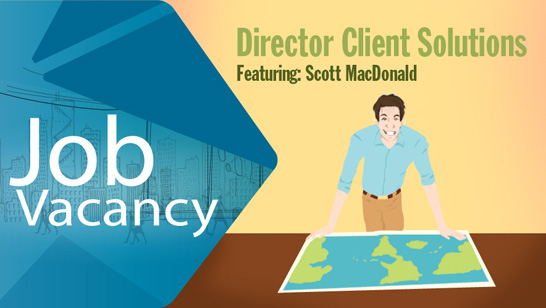 If you're interested in our Director of Client Solutions job vacancy, then you really want to meet Scott …