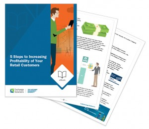 Three pages of retail-ecommerce ebook