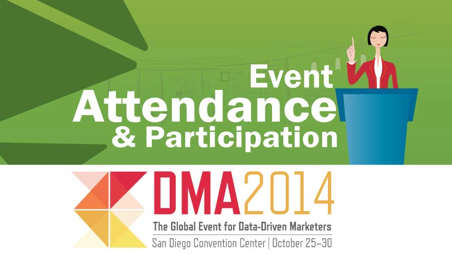 Up Next: DMA 2014 – The Global Event for Data-Driven Marketers