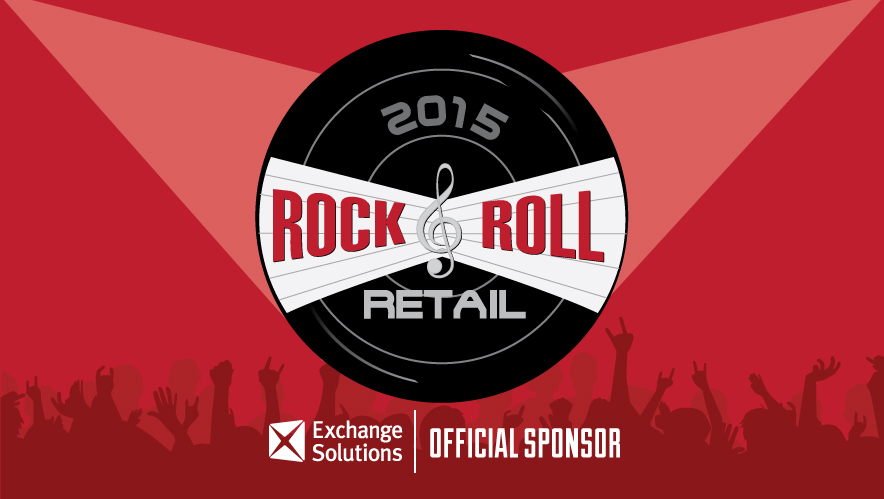 Rockin' and Rollin' with Retail Stars: Exchange Solutions Sponsors RIS News' Rock & Roll Retail
