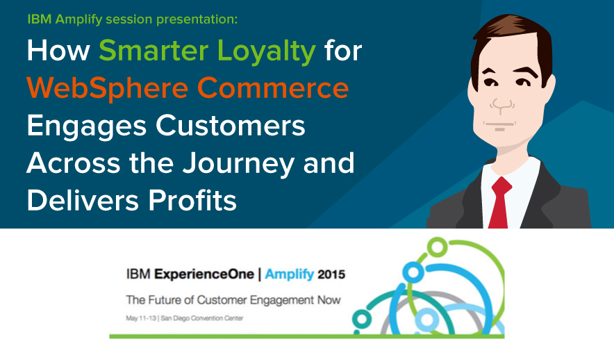 IBM Amplify – Smarter Loyalty for WebSphere Commerce