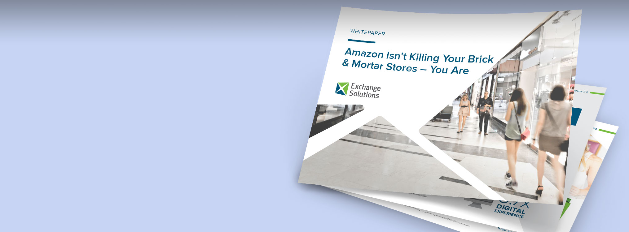 Whitepaper Retail Brick and mortar stores Amazon