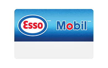 Esso Mobil Gift Card