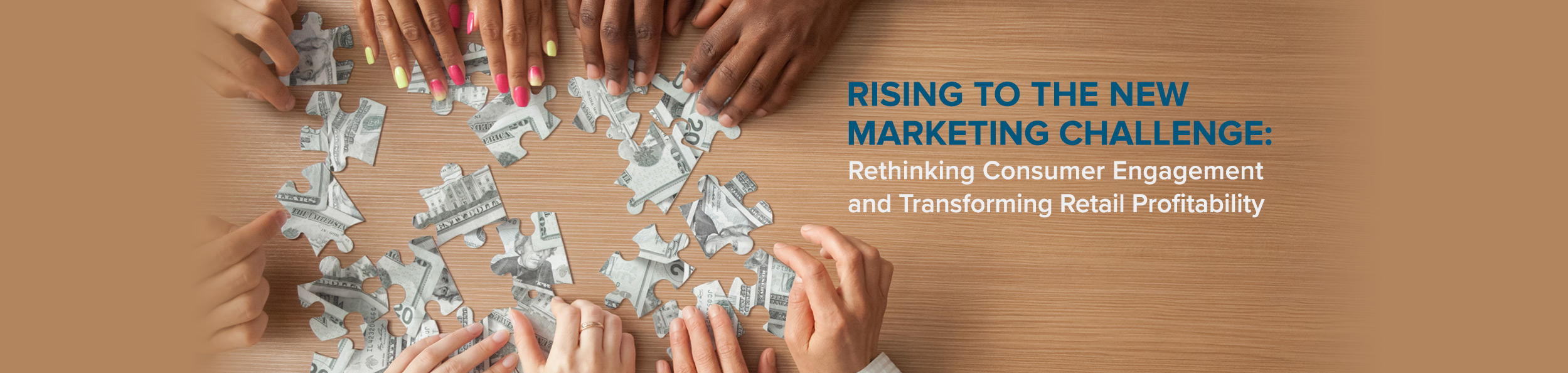 SPECIAL REPORT: Rise to the New Marketing Challenge Today