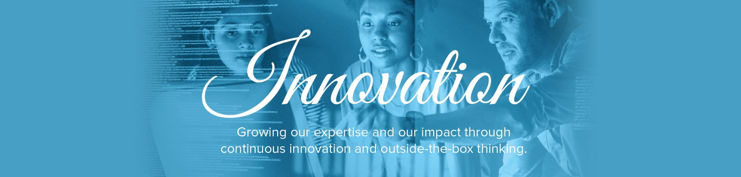 Core Value - Innovation
